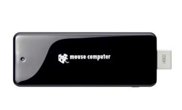 マウスコンピュータースティック型PC「MS-NH1-W10-IIYAMA」