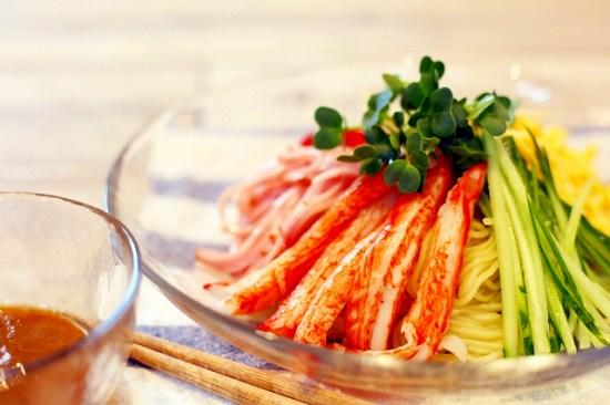 冷やす中華のタレ 手作り