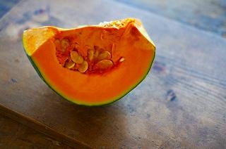 冷凍保存 かぼちゃ