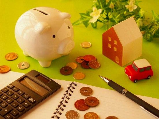 お金が貯まらない家計