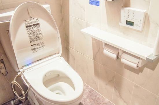 トイレの水節約術