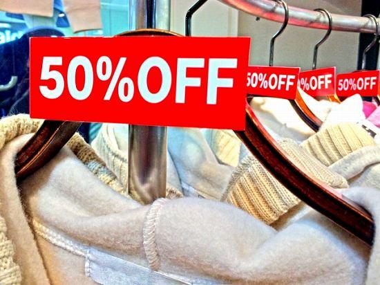 節約とショッピング