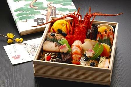 日本料理 小伴天のプレミアムおせち
